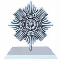 Scots Guards Insignia