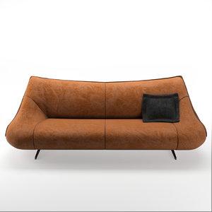3D sofa koinor