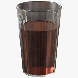 tea glass model