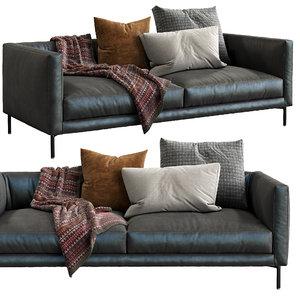 interface sofa coco 3D model