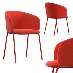 grace chair grp5 3D model