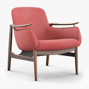 nv-53 lounge chair 3D