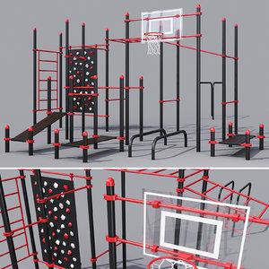 3D workout