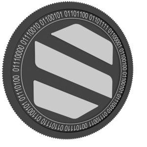 3D semux black coin