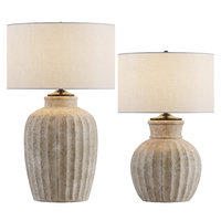 Pottery Barn Anders Table Lamp 3D model