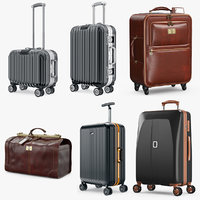 Travel Bag Suitcase Set 2