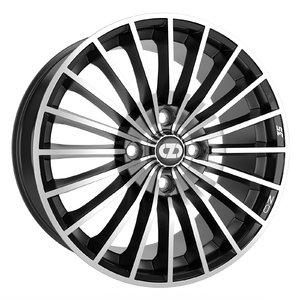 car rim oz racing 3D model