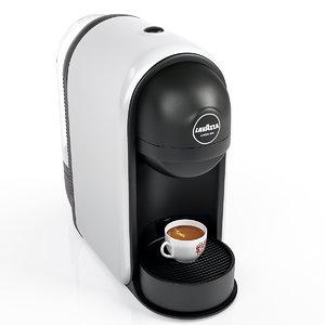 3D coffee machine lavazza