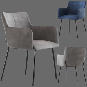 3D innova australia desta chair model