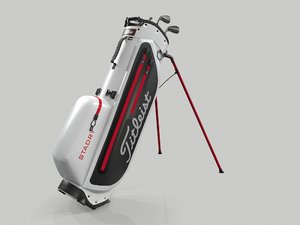 golf bag stadry 3D