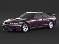 Nissan Skyline GT-R R33 400R