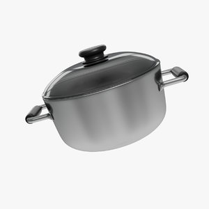 cooking pot model