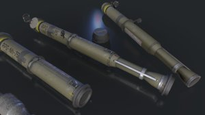 weapon rpg 3D