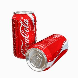 coca cola model