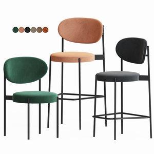 3D wonder chair bar