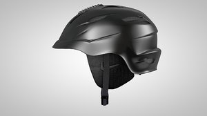 seam snowboarding helmet snow board model