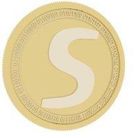 SmartCoin gold coin