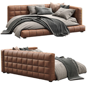 3D baldwin lounge corner upholstered