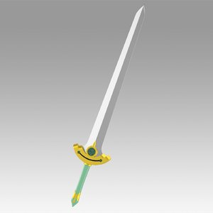 sword art online 3D