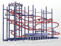 Soarin Eagle Roller Coaster