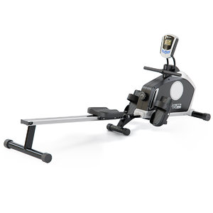 rowing machine xterra erg 3D model