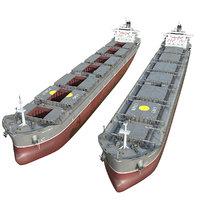 Bulk carrier Grey