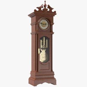 real clock model