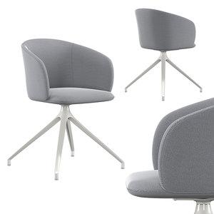grace chair grp4 3D