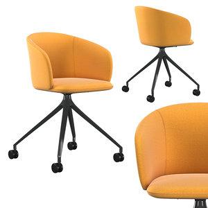 3D grace chair grp4k