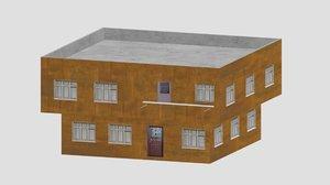 3D model apartment pol ready
