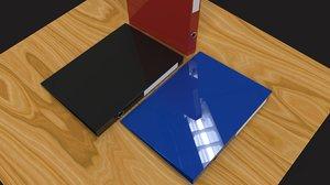 Files Folder model