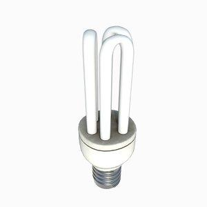 3D basic cfl lightbulb light lamp model