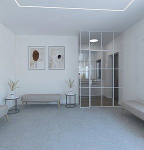 dental clinic 3D