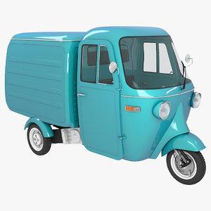 3D cargo wheeler 01