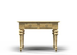 3D commode old