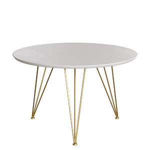 3D lehome t362 dining table model