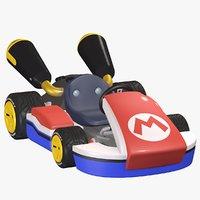 Standart Kart - Super Mario Assets