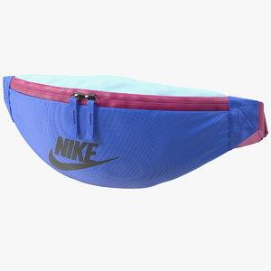 nike sportswear heritage hip 3D model