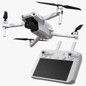 drone uav smart controller 3D