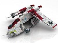 Republic Gun Ship