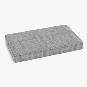 cushion pbr 3D model