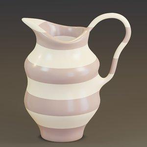 pitcher color model