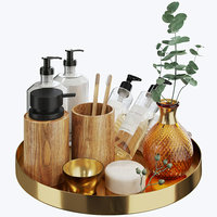 Zara Home decorative set for the bathroom
