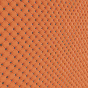3D fabric wall panel capitone model