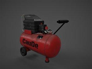 3D compressor garage