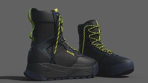shoe supra 3D model