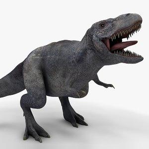 rex l976 animate model