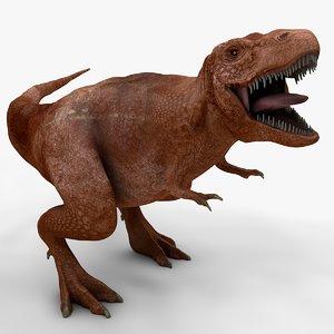 rex l979 3D model