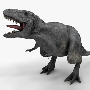 rex l978 animate 3D