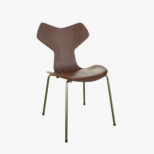 3D chair v48 model
